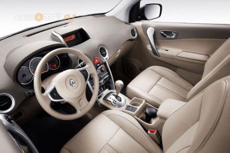 ������ ����������� �� Renault