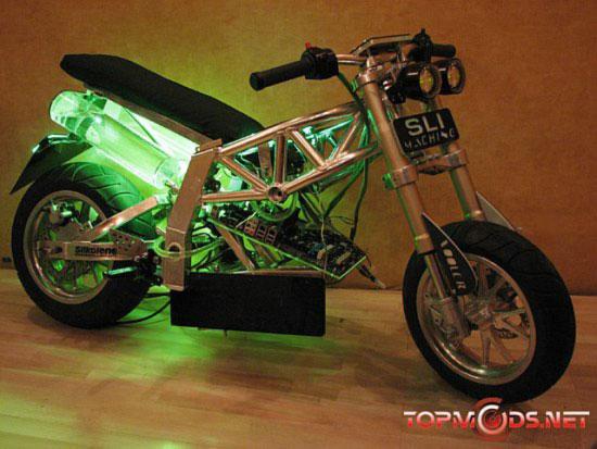 SLI-bike