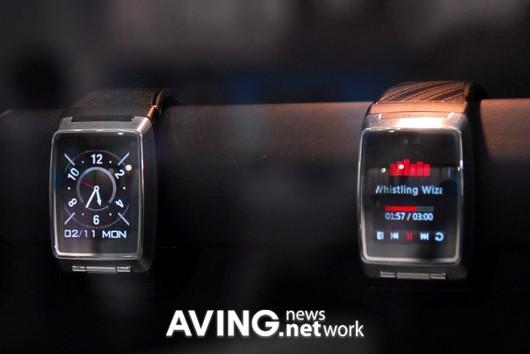LG: часы с функцией телефона