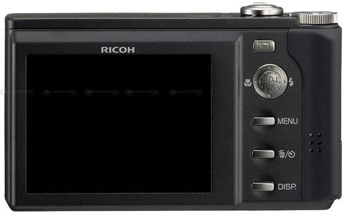 ���� ������� �� Ricoh R8 � R50 � ����������� 10 ��