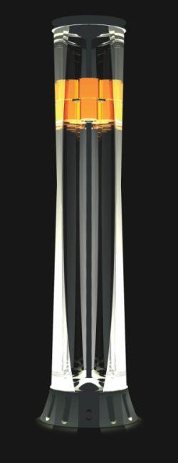 Разработана лампа работающая на гравитации