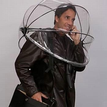 Nubrella - новейшая альтернатива зонтам