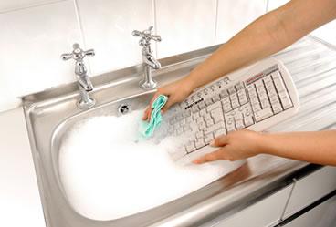 Новые моющиеся клавиатуры от Unotron