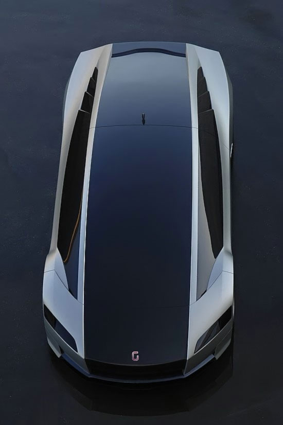 Italdesign Giugiaro ���������� ������� Quaranta