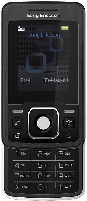 Т303 - небольшой слайдер от Sony Ericsson