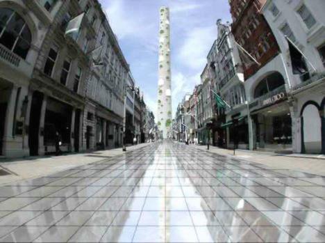 В Лондоне может появиться 500-этажный небоскреб