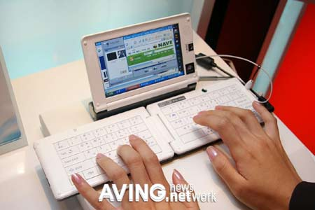WiBro-коммуникатор Samsung SWT-W100K