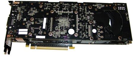 ������ ����� NVIDIA GeForce 9800 GX2