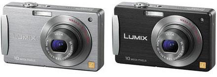 Камера Lumix DMC-FX500 сенсорным дисплеем