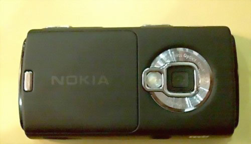 Здравствуйте! Ай-клон 8-гигабайтного Nokia N95