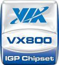 VIA ����������� ������ VX800 ��� ����������������� ��