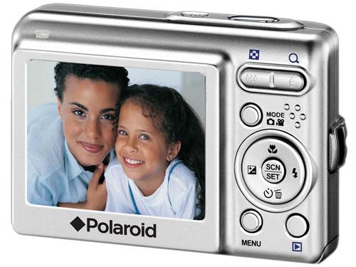 Polaroid анонсировал камеру для начинающих i535