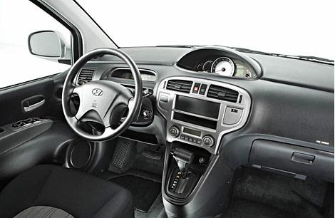 В мае россияне увидят новый Hyundai Matrix