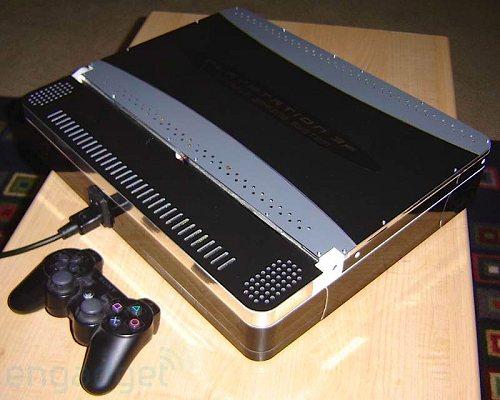 Sony PS3 в форм-факторе и качестве ноутбука