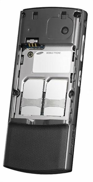 Новый Samsung D780 Duos – с режимом Dual Standby
