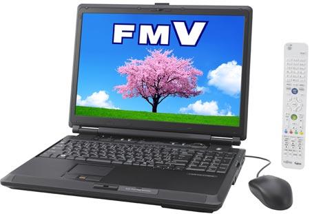 Fujitsu покажет экологически рациональный ноутбук
