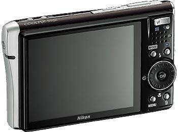 ���������� ������ Nikon COOLPIX S52c � Wi-Fi