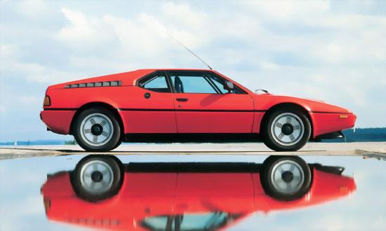 Уникальный BMW M1 празднует юбилей 30 лет