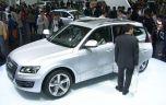 Audi Q5 дебютировала в Пекине