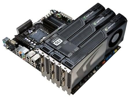 NVIDIA, GeForce GTX