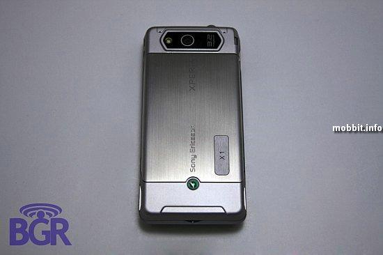Sony Ericsson, XPERIA X1