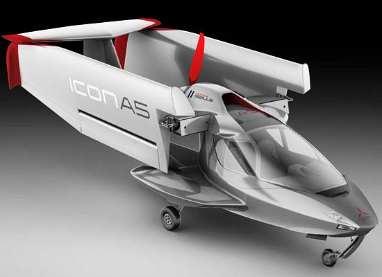 ICON Aircraft, ICON A5