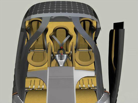 Antro Solo – концепткар с расходом топлива 0,01 л/км