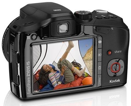 Kodak, EasyShare, Z1015 IS