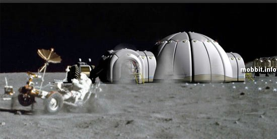 Architecture and Vision, Moon Base Two