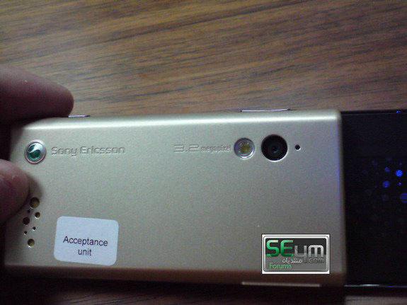 Sony Ericsson, G705
