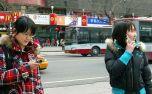 605 млн китайских мобильных телефонов в 2008