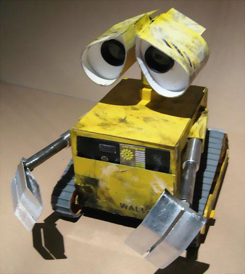 Робот из лего своими руками