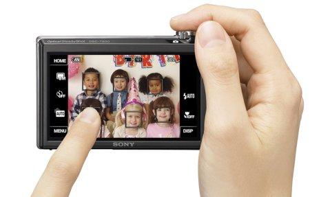 Sony, Cyber-shot, T500