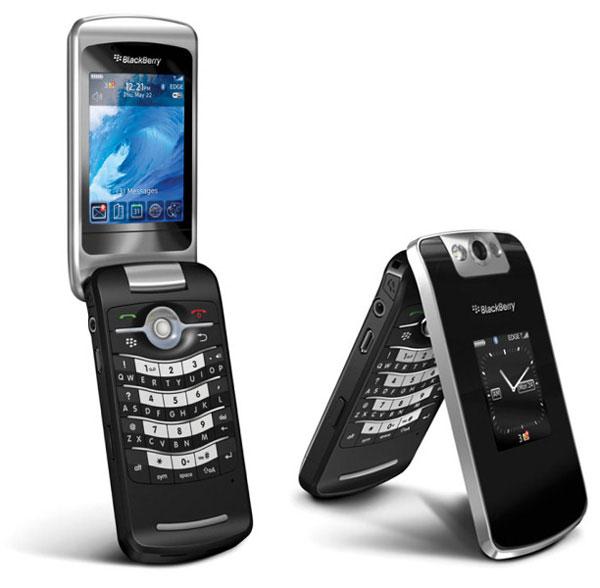 RIM, BlackBerry Pearl 8220