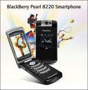 RIM: смартфон-раскладушка BlackBerry Pearl 8220