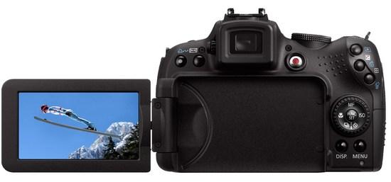 Canon, PowerShot, SX1 IS