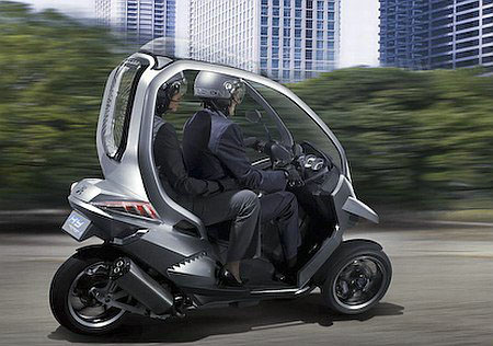 Peugeot, Hymotion3 Compressor