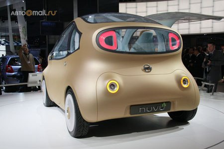Nissan, Nuvu