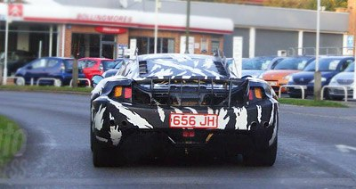 McLaren, P11