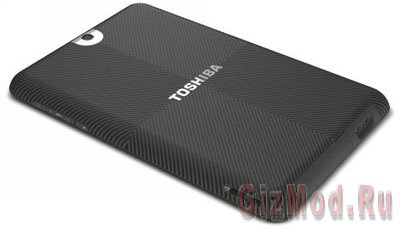 "Технические характеристики 10"" планшета Toshiba"