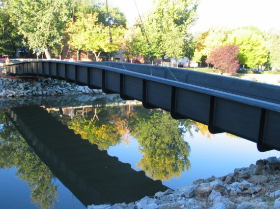 Самый длинный карбоновый мост