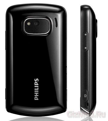 Philips Xenium X518 �� �������� ��������