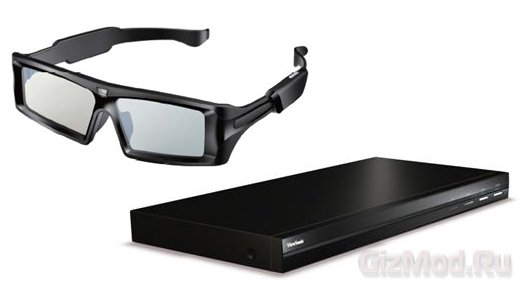 3D-конвертер ViewSonic VPD31
