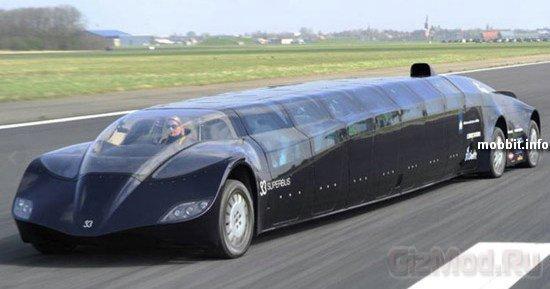 Суперавтобус стоимостью 18 млн. долларов