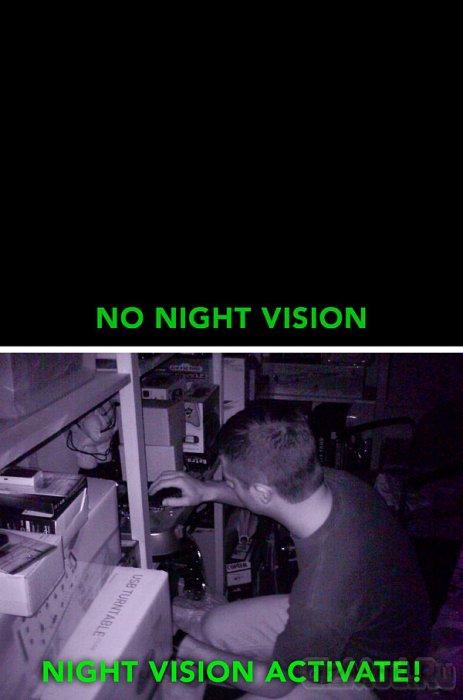 Камера для ночной сьемки Midnight Shot NV-1