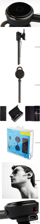 Первая в мире карбоновая Bluetooth-гарнитура