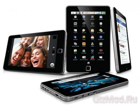 Бюджетные Android-планшеты Elonex