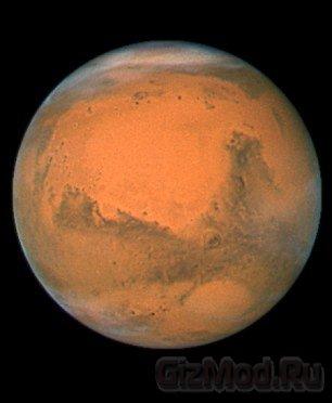 На Марс пока лететь не на чем