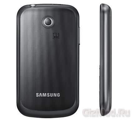 Samsung S3350 � QWERTY � ������