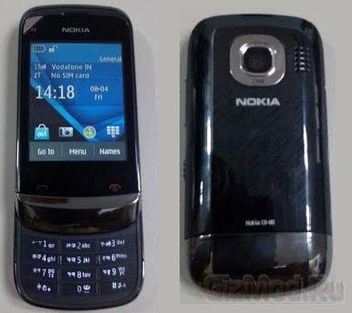 Рассекречен Nokia C2-06 с поддержкой двух SIM-карт